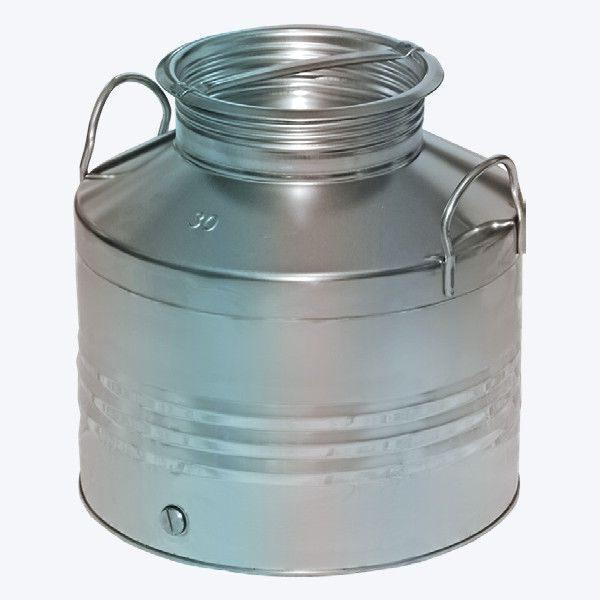 Depósito-bidón para transporte (agrafado)