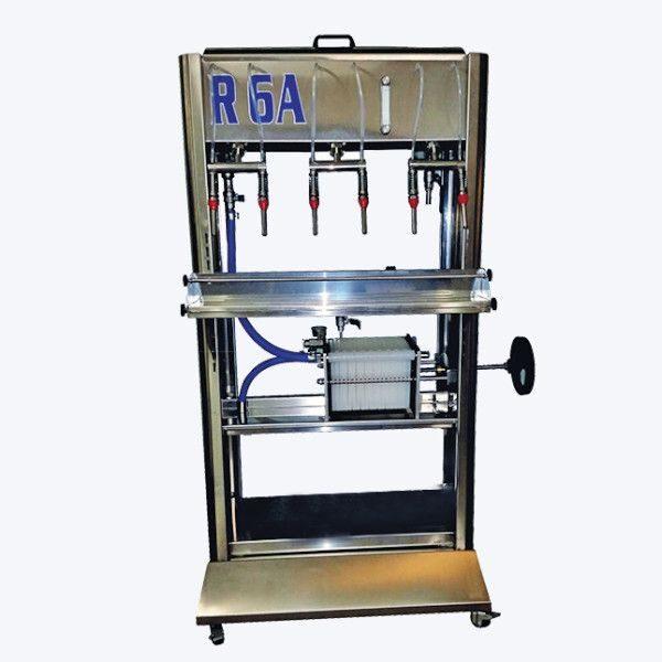 Embotelladora para vino alta inox con filtro