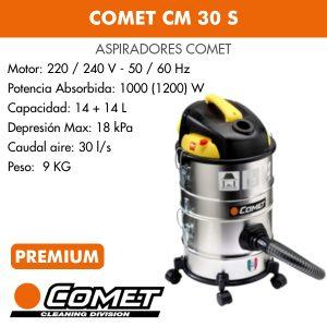 Aspirador Comet CM 30 S