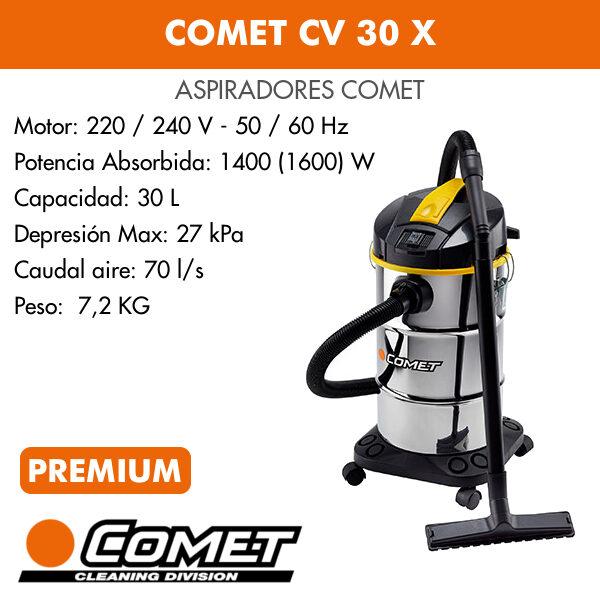 Aspirador Comet CV 30 X