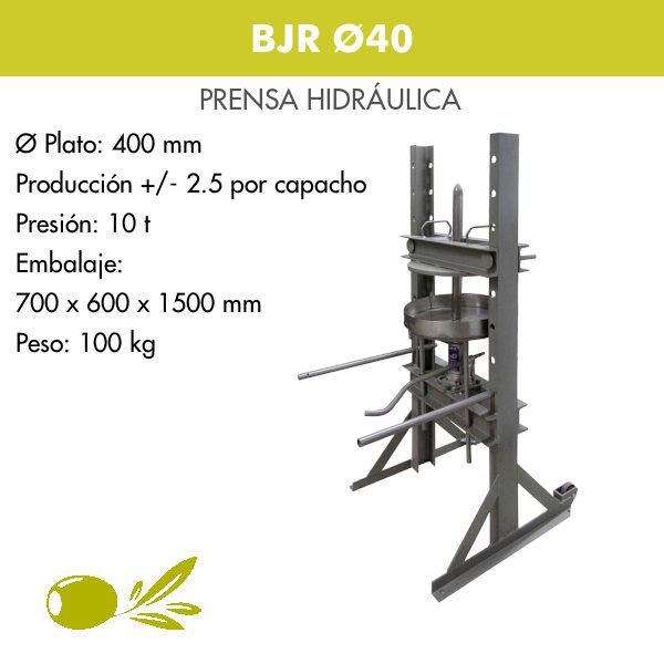 BJR Ø40