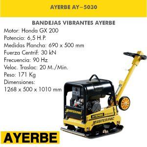 Bandeja Reversible AY 5030