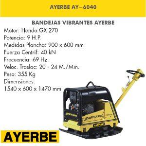 Bandeja Reversible AY-6040