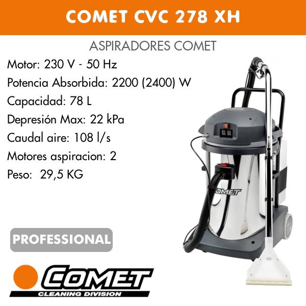 COMET CVC 278 XH