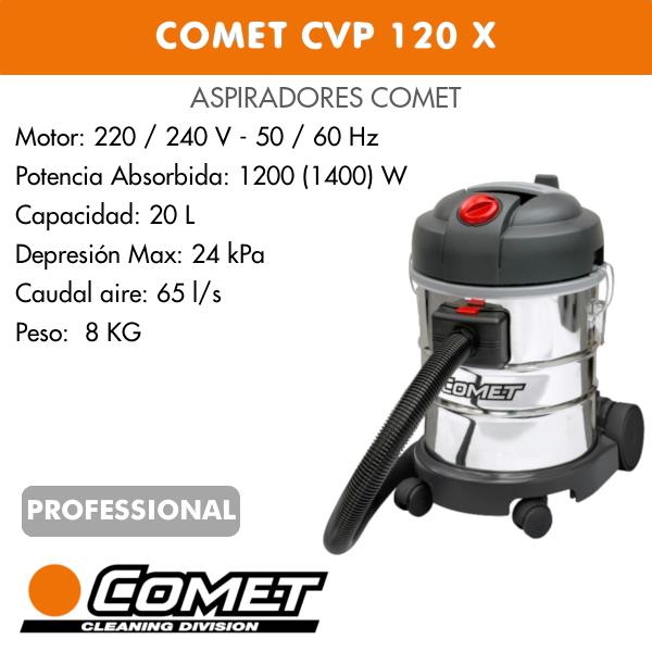 COMET CVP 120 X