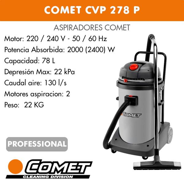 COMET CVP 278 P