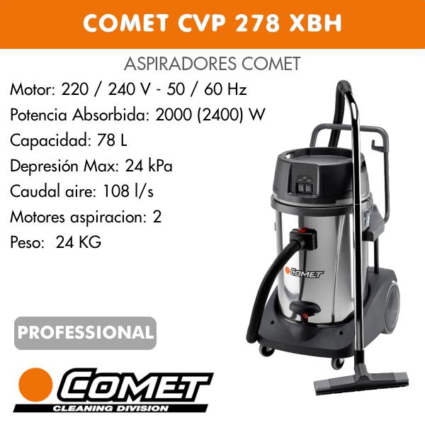 COMET CVP 278 XBH