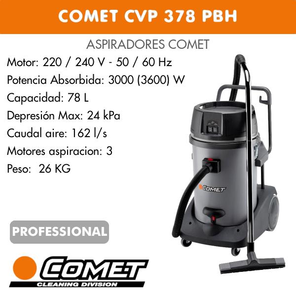 COMET CVP 378 PBH