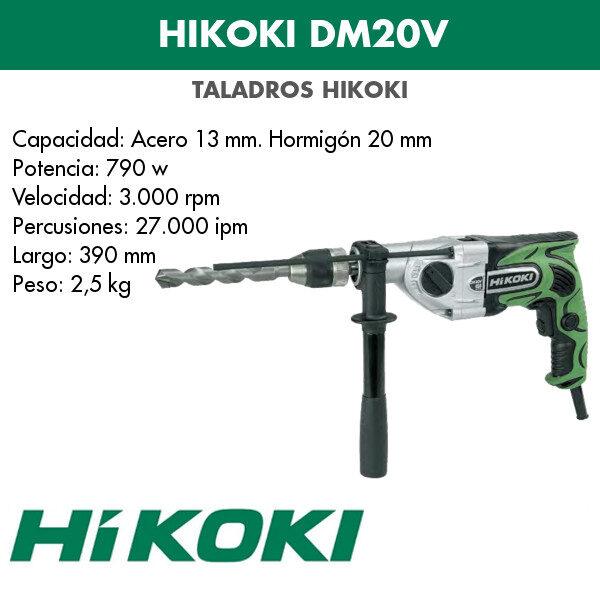Bohrmaschine Hikoki DM20V 790w