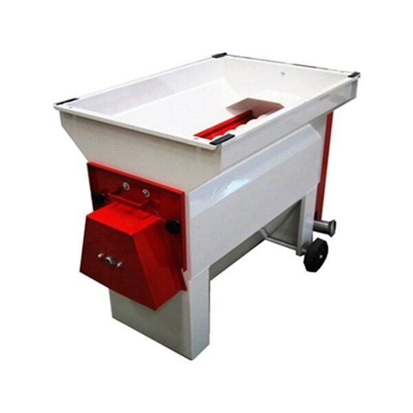 Einphasiger elektrischer Traubenbrecher-Abbeer DPE 2000 P / B