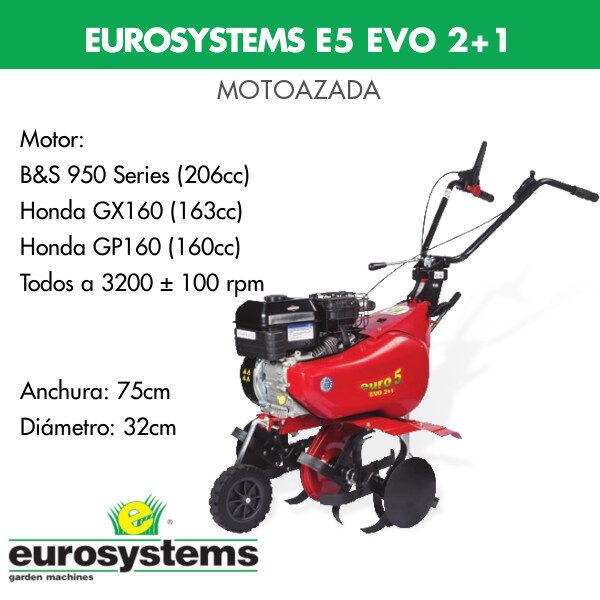 Motoazada Eurosystems E5Evo2+1