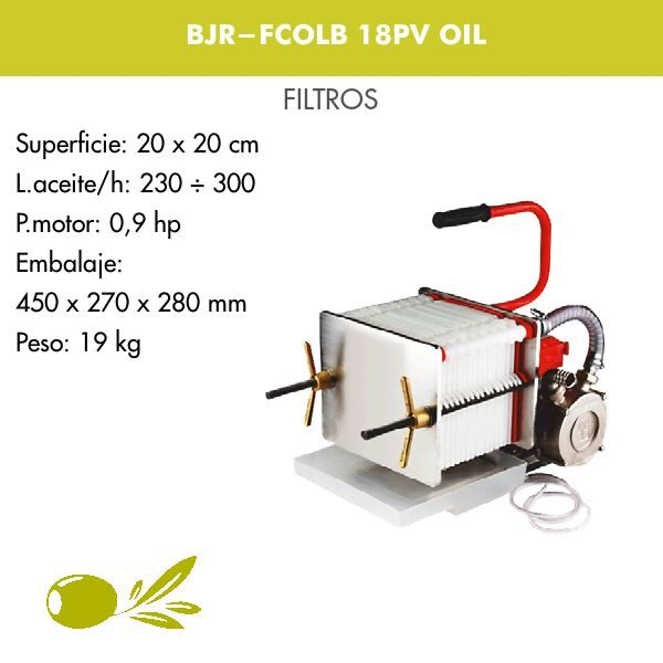 FCOLB 18PV OIL