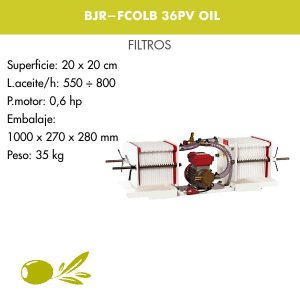 FCOLB 36PV OIL