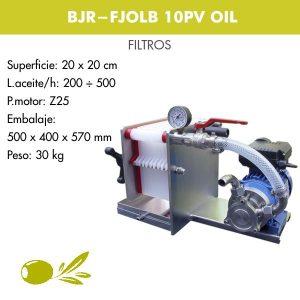 FJOLB 10PV OIL