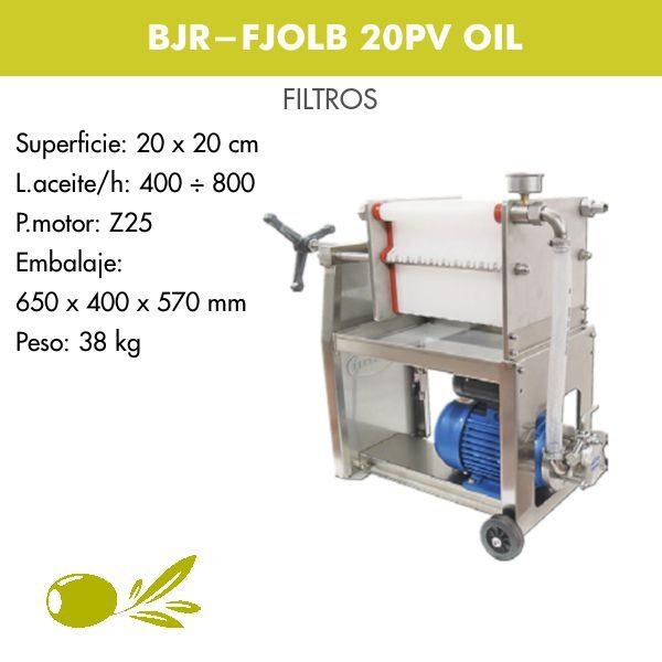 FJOLB 20PV OIL