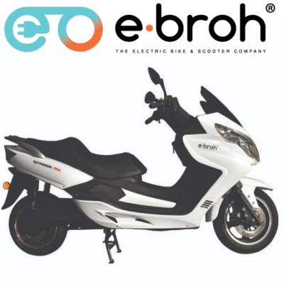 Scooters eléctricos E·BROH