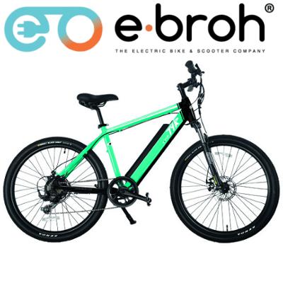 Bicicletas eléctricas E·BROH
