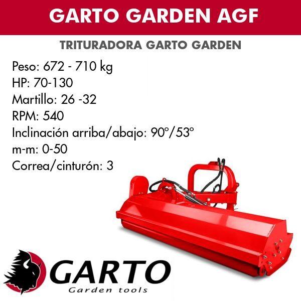 _GARTO GARDEN AGF