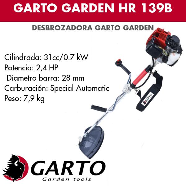 Gato garden CLB139B