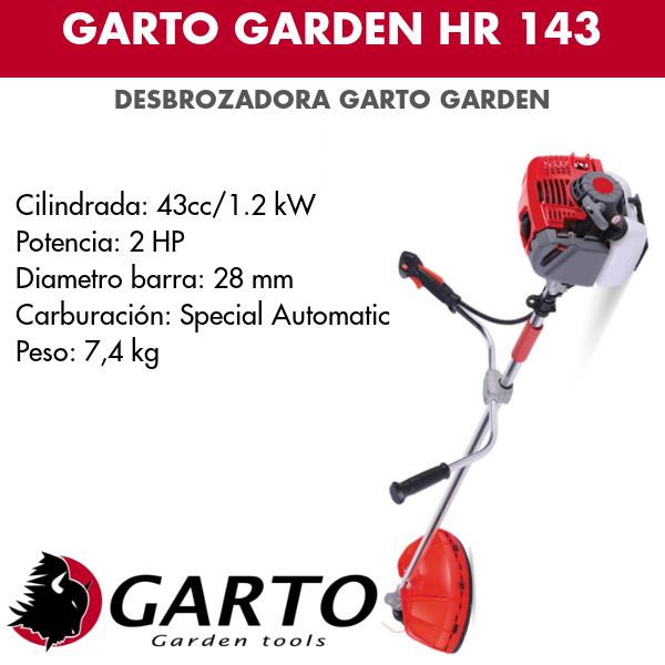 Gato garden CLB143