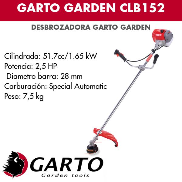 Gato garden CLB152