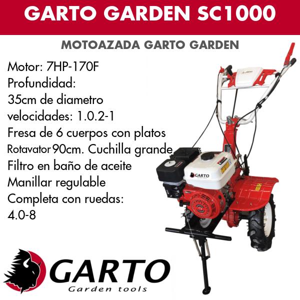 Gato garden SC1000