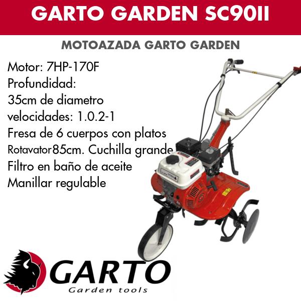 Gato garden SC90 III