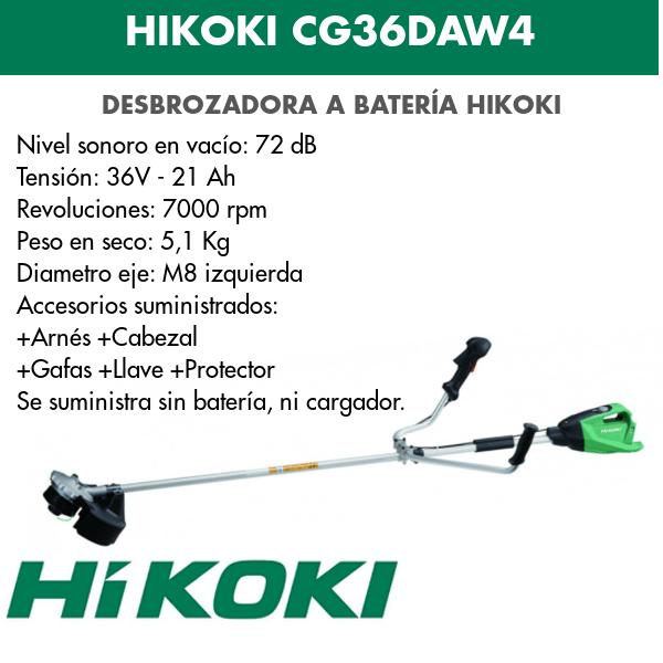 HIKOKI CG36DAW4