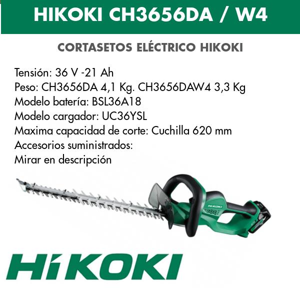 HIKOKI CH3656DAW4