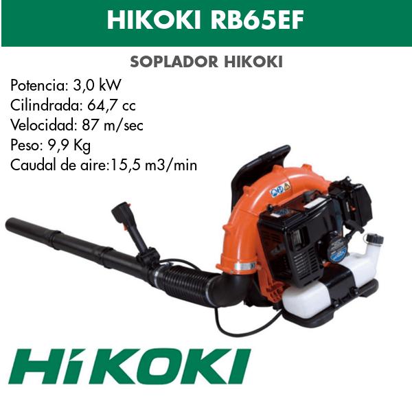 HIKOKI RB65EF