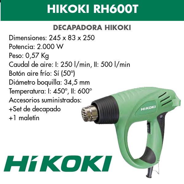 Hikoki RH600T Stripper