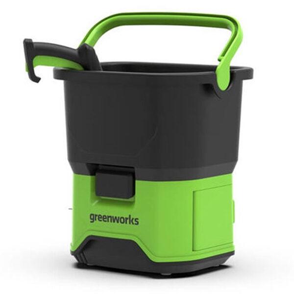 Hidrolimpiadora a batería Greenworks GDC40