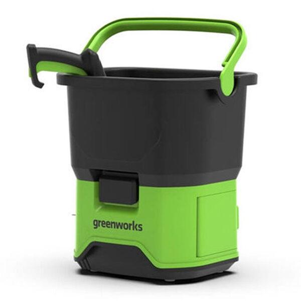 Hidrolimpiadora a batería Greenworks GDC60