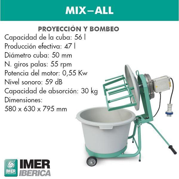 Mecladora mix-all - 1