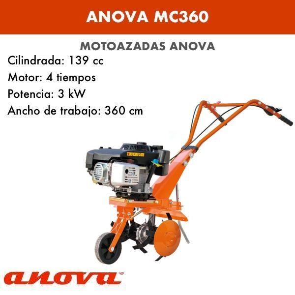 Motoazada Anova MC360