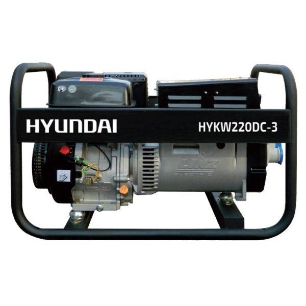 Motosoldadora Hyundai HYKW220DC-3 trif (c.continua)