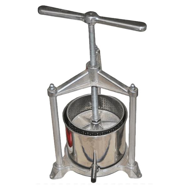 Edelstahl manuelle Weinpresse 11065SF