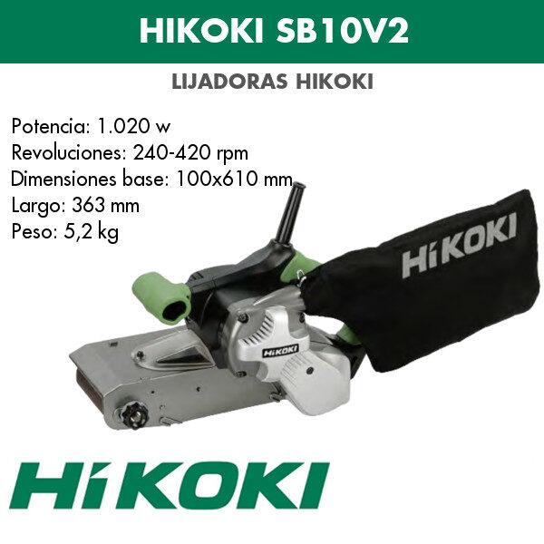 Taladro Hikoki SB10V2