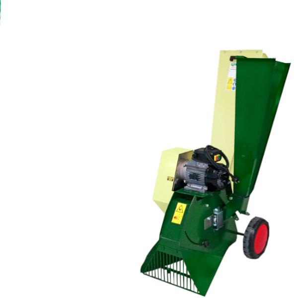 Branch shredder Negri R130EHP4
