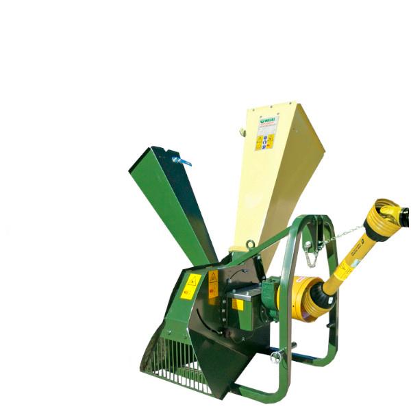 Branch shredder Negri R130T