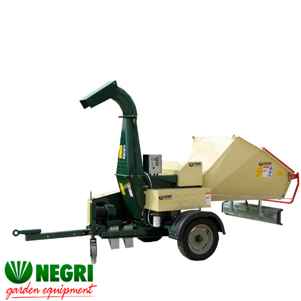 Branch shredder Negri R330EHP41AN