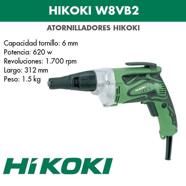 Atornillador Hikoki W8VB2