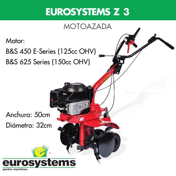 motoazada eurosystems Z3
