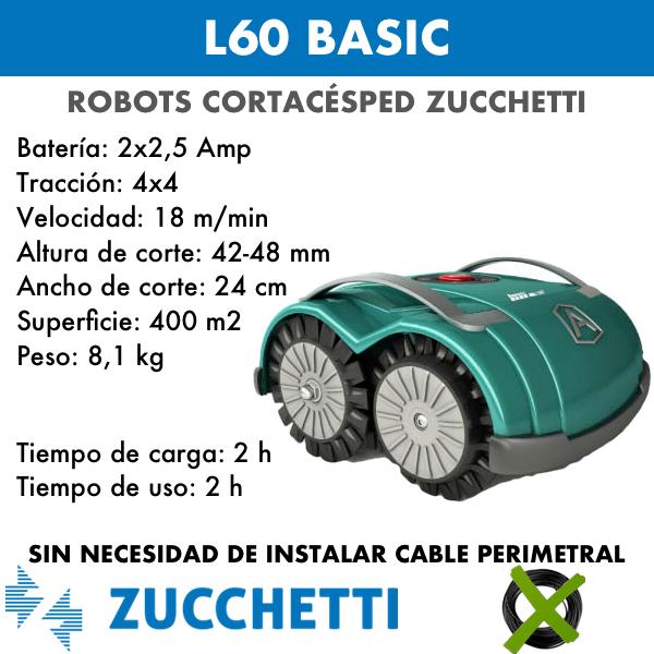 Zucchetti L60 Basic