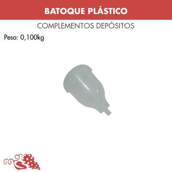 batoque plastico