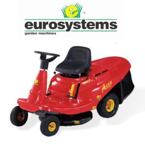 Tractores cortacésped Eurosystems