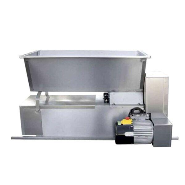 Einphasiger elektrischer Traubenbrecher-Abbeer DPE 150 I