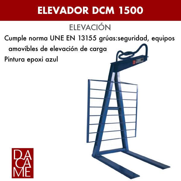 Elevador Dacame DCM 1500