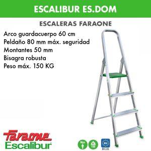 Escalera faraone Escalibur ES.DOM
