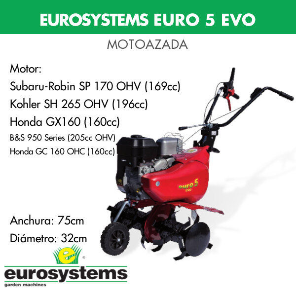 motoazada eurosystems euro5evo